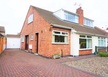 Thumbnail 3 bed bungalow for sale in Cowdray Close, Loughborough