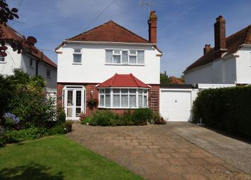 Thumbnail 3 bed detached house for sale in Harvey Road, Goring-By-Sea, Worthing