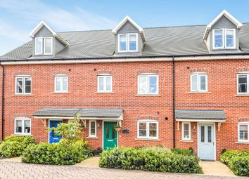 Thumbnail 4 bedroom terraced house for sale in Vincent Gardens, Dorking