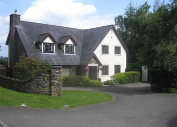 Thumbnail 5 bed detached house for sale in Wellfield Close, Coed Y Paen, Monmouthshire