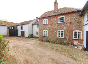 Thumbnail 4 bed cottage for sale in Church Close, Shipdham
