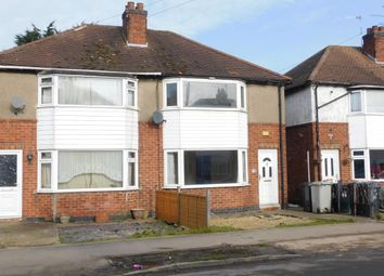 Thumbnail 3 bed semi-detached house for sale in Edward Crescent, Skegness, Lincs