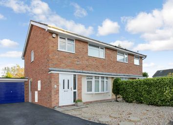 Thumbnail 3 bed semi-detached house for sale in Constable Drive, Worle, Weston-Super-Mare