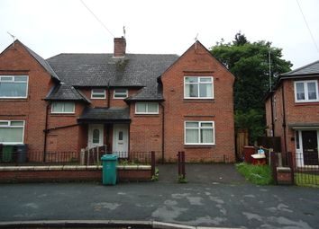 Thumbnail 3 bedroom semi-detached house to rent in Mansfield Road, Blackley, Manchester