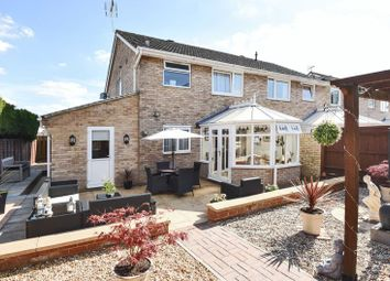 Thumbnail 3 bed semi-detached house for sale in Medlicott Drive, Abingdon