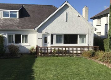 Thumbnail 3 bed semi-detached bungalow for sale in Awelfor, Rhydyfelin, Aberystwyth, Ceredigion