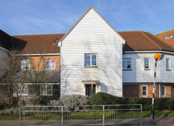 Thumbnail 2 bed flat for sale in Queens Terrace, Epping Road, Ongar