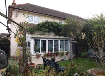 Thumbnail 2 bed semi-detached house for sale in Oak Crescent, Potton, Sandy, Bedfordshire
