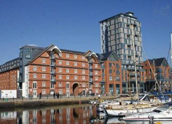 Thumbnail 2 bedroom flat for sale in The Shamrock, Regatta Quay - Ipswich Waterfront
