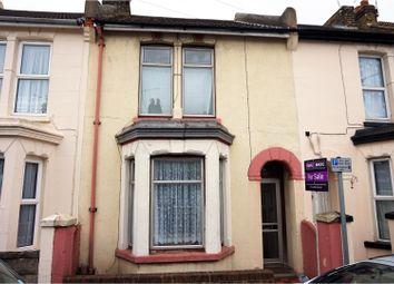 Thumbnail 3 bedroom terraced house for sale in Livingstone Road, Gillingham