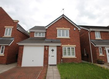 Thumbnail 3 bedroom detached house to rent in Arkless Grove, The Grove, Consett