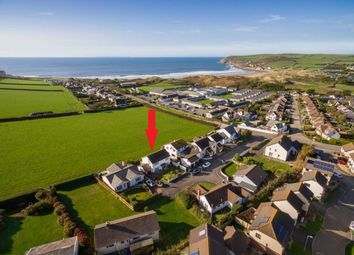 Thumbnail 3 bed detached house for sale in Langs Field, Croyde, Braunton