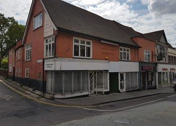 Thumbnail Retail premises for sale in 44/45/45A St Botolphs Street, Colchester, Essex