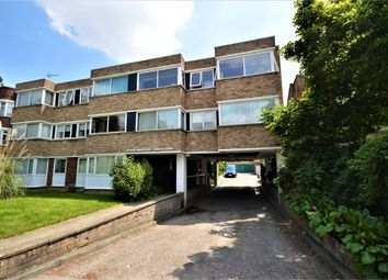 Thumbnail 2 bed flat for sale in Dudley Court, New Wanstead, London