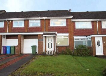 Thumbnail 3 bed terraced house for sale in Birchwood Avenue, Mount Vernon, Lanarkshire