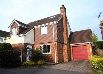 Thumbnail 3 bed detached house for sale in Moorcroft Close, Okehampton