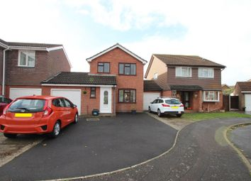 Thumbnail 3 bed link-detached house for sale in Auster Close, Mudeford