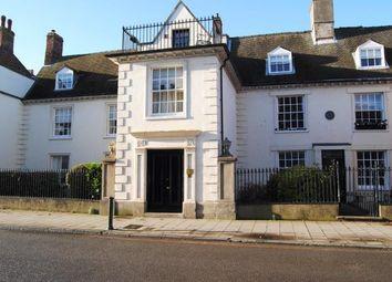 Thumbnail 1 bedroom flat for sale in King Street, Kings Lynn, Norfolk