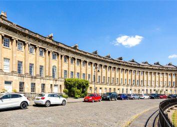 Royal Crescent, Bath BA1. 3 bed flat
