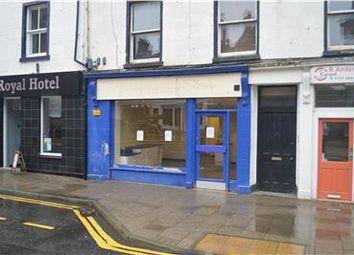Thumbnail Retail premises to let in 35 Castle Street, Forfar, Angus