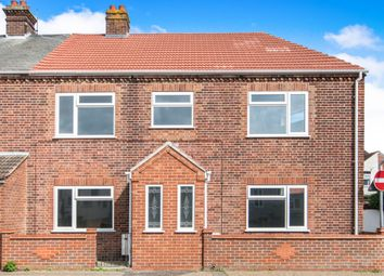Thumbnail 4 bed end terrace house for sale in Granville Road, Great Yarmouth