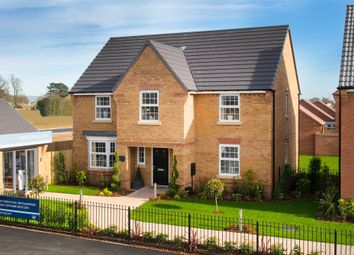 "Thumbnail 4 bed detached house for sale in ""Winstone"" at Bridlington Road, Stamford Bridge, York"