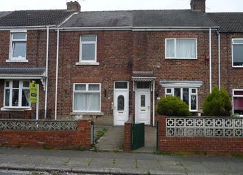 Thumbnail 2 bed terraced house for sale in Albion Avenue, Shildon