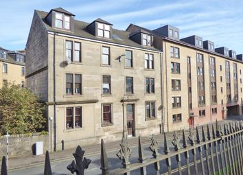 Thumbnail 3 bed flat for sale in Inverkip Street, Greenock, Renfrewshire