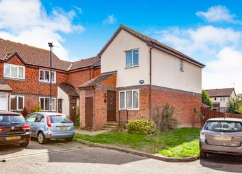 Thumbnail 3 bed terraced house to rent in Grasmere Close, Feltham