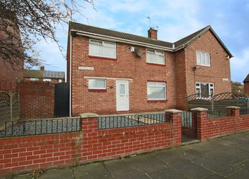 Thumbnail 3 bed semi-detached house for sale in Lichfield Road, Sunderland