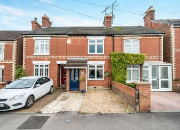 Thumbnail 2 bed semi-detached house for sale in Old Winton Road, Andover
