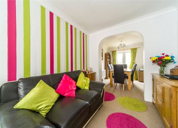 Thumbnail 3 bed terraced house for sale in Dorrit Way, Rochester, Kent