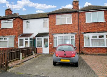 Thumbnail 2 bed town house for sale in Holmfield Avenue, Stoneygate, Leicester