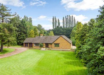 Thumbnail 4 bed bungalow for sale in Dassett Road, Farnborough, Banbury, Oxfordshire