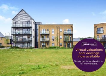 Thumbnail 2 bed flat for sale in Crossbill Way, Harlow