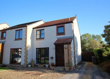Thumbnail 3 bed semi-detached house for sale in Station Park, East Wemyss, Fife