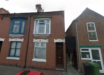 Thumbnail 3 bed terraced house for sale in Gipsy Road, Northfields, Leicester