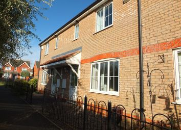 Thumbnail 3 bed town house for sale in Spire View, Sleaford