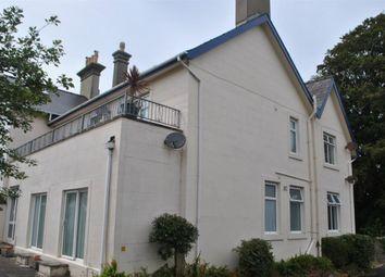 Thumbnail 1 bedroom flat to rent in Rosemount Gardens, Tenby