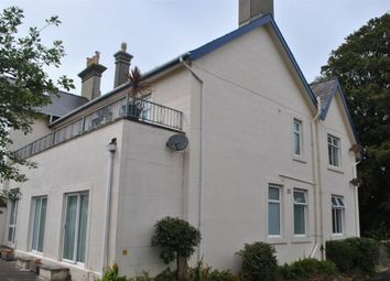 Thumbnail 1 bed flat to rent in Rosemount Gardens, Tenby