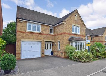 4 bed detached house for sale in Hanson Drive, Maidstone, Kent ME15