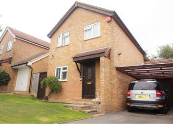 Thumbnail 3 bed detached house for sale in Hazebrouck Road, Faversham
