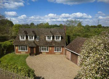 Thumbnail 4 bed detached house for sale in Hazeley Lea, Hartley Wintney, Hook