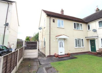 Thumbnail 3 bed end terrace house for sale in Hucclecote Avenue, Wythenshawe, Manchester