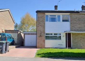 Thumbnail 3 bed semi-detached house for sale in The Paddocks, High Roding, Dunmow