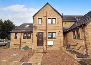 Thumbnail 2 bed town house for sale in Park Road, Earlsheaton, Dewsbury, West Yorkshire