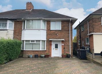 Thumbnail 3 bed semi-detached house for sale in The Lea, Stechford, Birmingham