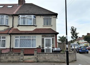 Thumbnail 3 bed end terrace house to rent in Keston Road, Thornton Heath