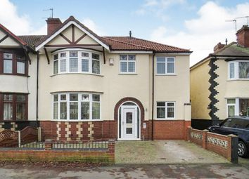 4 bed semi-detached house for sale in Coles Lane, West Bromwich B71