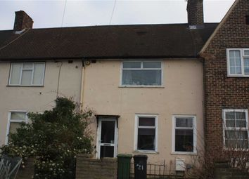 Thumbnail 3 bed terraced house for sale in Crutchley Road, London